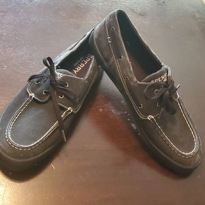 Sperry Top Siders Black size 11M